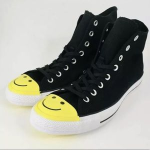 NEW Converse Chuck Taylor All Star Smiley Face 11
